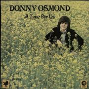 Click here for more info about 'Donny Osmond - A Time For Us'