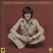 Click here for more info about 'Donny Osmond - Alone Together'