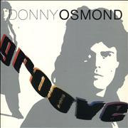 Click here for more info about 'Donny Osmond - Groove'