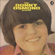 Click here for more info about 'Donny Osmond - The Donny Osmond Album'