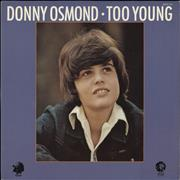 Click here for more info about 'Donny Osmond - Too Young'