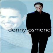 Click here for more info about 'Donny Osmond - What I Meant To Say - UK Tour Programme'