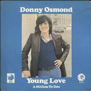 Click here for more info about 'Donny Osmond - Young Love'
