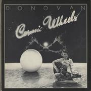 Click here for more info about 'Donovan - Cosmic Wheels - Complete - EX'