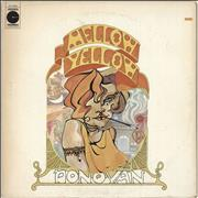 Click here for more info about 'Donovan - Mellow Yellow - EX'