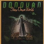 Click here for more info about 'Donovan - Slow Down World'