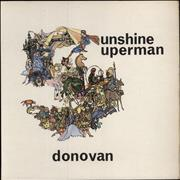 Click here for more info about 'Donovan - Sunshine Superman - VG'
