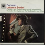 Click here for more info about 'Donovan - Universal Soldier'