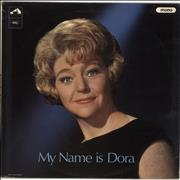 Click here for more info about 'Dora Bryan - My Name Is Dora - Factory Sample'