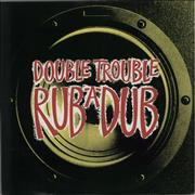 Click here for more info about 'Double Trouble - Rub-A-Dub'