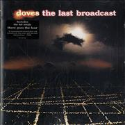 Click here for more info about 'Doves - The Last Broadcast'