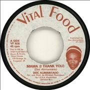 Click here for more info about 'Dr Alimantado - Mama (I Thank You)'
