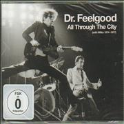 Click here for more info about 'Dr Feelgood - All Through The City [With Wilko 1974-1977] - Sealed'