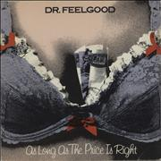 Click here for more info about 'Dr Feelgood - As Long As The Price Is Right - Mauve Vinyl'