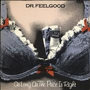Click here for more info about 'Dr Feelgood - As Long As The Price Is Right'