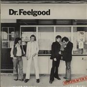Click here for more info about 'Dr Feelgood - Malpractice - 1st'