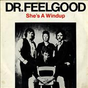 Click here for more info about 'Dr Feelgood - She's A Windup'