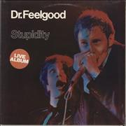 Click here for more info about 'Dr Feelgood - Stupidity - 2nd'