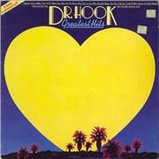 Dr Hook Greatest Hits UK vinyl LP