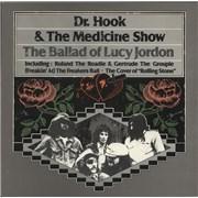 Dr Hook The Ballad Of Lucy Jordan UK vinyl LP