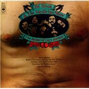 Dr Hook The Ballad Of Lucy Jordon UK vinyl LP