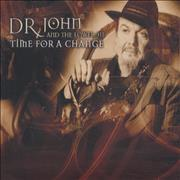 Click here for more info about 'Dr John - Time For A Change'