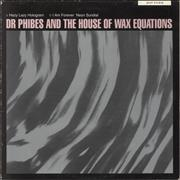 Click here for more info about 'Dr Phibes & The House Of Wax Equations - Hazy EP'