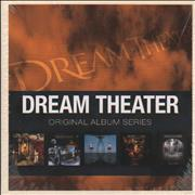 Click here for more info about 'Dream Theater - Original Album Series - Sealed'