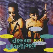 Click here for more info about 'Dream Warriors - Ludi'
