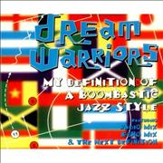 Click here for more info about 'Dream Warriors - My Definition Of A Bombastic Jazz Style'