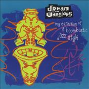 Click here for more info about 'Dream Warriors - My Definition Of A Boombastic Jazz Style'