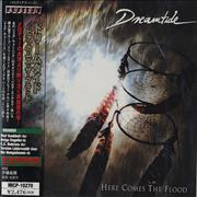 Click here for more info about 'Dreamtide - Here Comes The Flood'