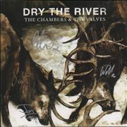 Click here for more info about 'Dry The River - The Chambers & The Valves - Autographed'