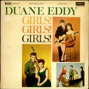 Click here for more info about 'Duane Eddy - Girls! Girls! Girls! - EX-'