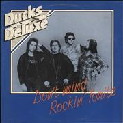 Click here for more info about 'Ducks Deluxe - Don't Mind Rockin' Tonite'