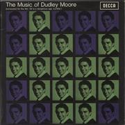 Click here for more info about 'Dudley Moore - The Music Of Dudley Moore - EX'