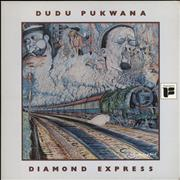 Click here for more info about 'Dudu Pukwana - Diamond Express'