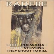 Click here for more info about 'Dudu Pukwana - Radebe - They Shoot To Kill'