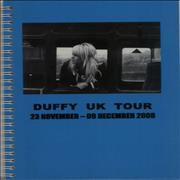 Click here for more info about 'Duffy - UK Tour 2008'