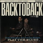 Click here for more info about 'Duke Ellington & Johnny Hodges - Back To Back - 2nd'