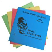 Click here for more info about 'Duke Ellington - A Date With The Duke Volumes 1 - 4'