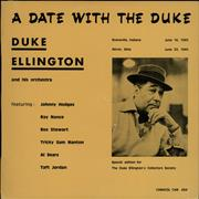 Click here for more info about 'Duke Ellington - A Date With The Duke'