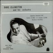 Click here for more info about 'Duke Ellington - Aquarium Restaurant NYC - Sealed'