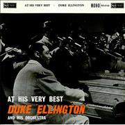 Click here for more info about 'Duke Ellington - At His Very Best - Red Spot'