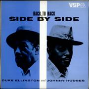 Click here for more info about 'Duke Ellington - Back To Back & Side By Side'
