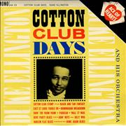 Click here for more info about 'Duke Ellington - Cotton Club Days'