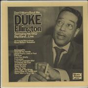 Click here for more info about 'Duke Ellington - Don't Worry Bout Me ...'