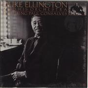 Click here for more info about 'Duke Ellington - Duke Ellington & His Orchestra Featuring Paul Gonsalves'