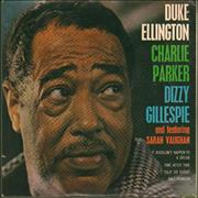 Click here for more info about 'Duke Ellington - Duke Ellington, Charlie Parker, Dizzy Gillespie And Featuring Sarah Vaughan'