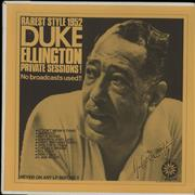 Click here for more info about 'Duke Ellington - Duke Ellington Private Sessions'